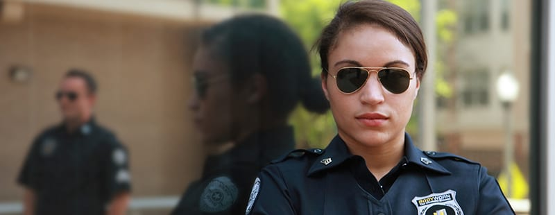 DUI: Female Police Officer