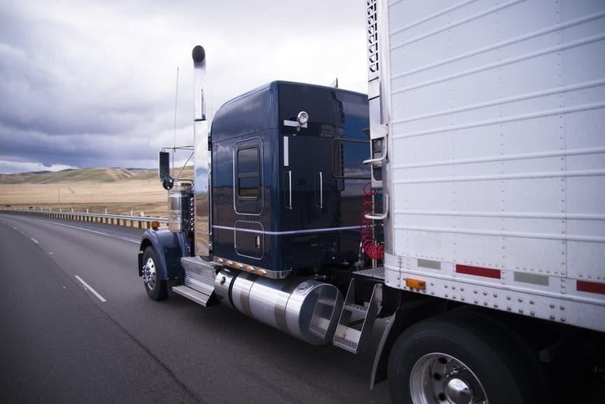 Tractor Trailer Accident Liability