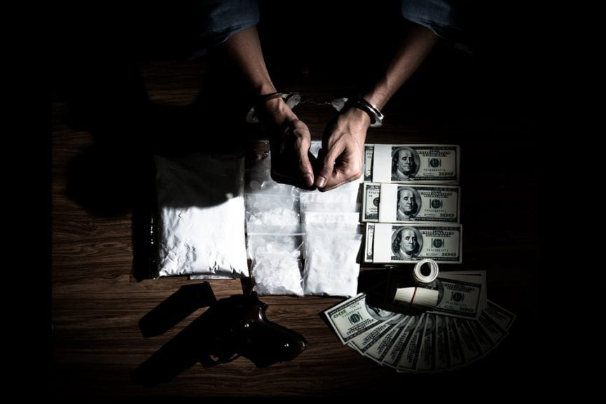 Drug Trafficking Criminal Charge