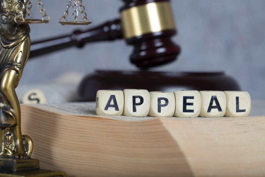 Appeal of Court Ruling