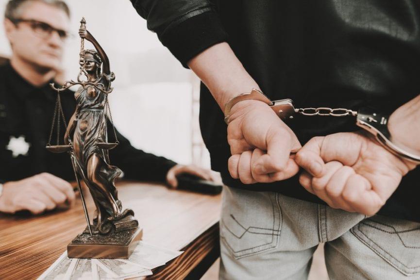 Conviction arrest